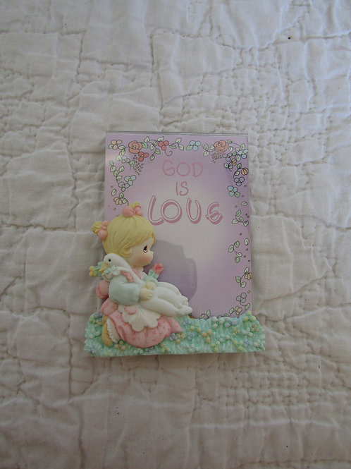 Precious Moments Magnet Picture Frame 1995