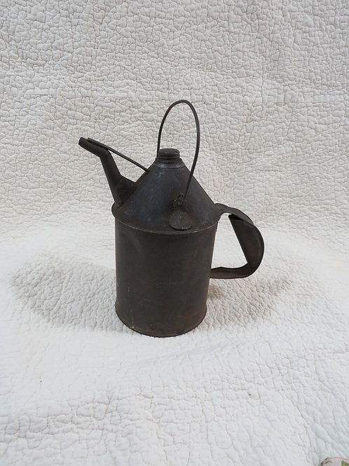 Railroad Oil Can Peter Gray and Sons Boston Vintage