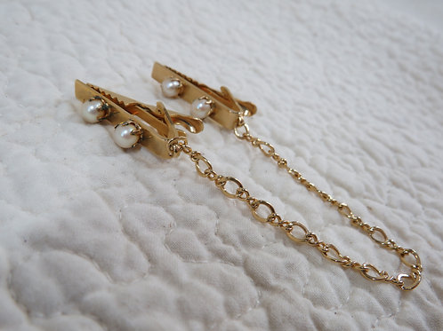 Vintage Sweater Clip or Sweater Guard