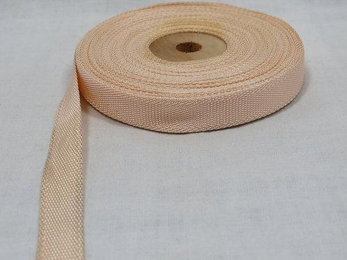 """Wholesale Vintage Ribbon on wood spool 5/8"""" Peach"""
