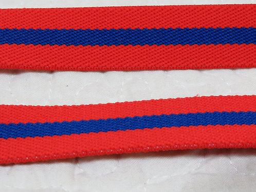 7 yards elastic belting Vintage