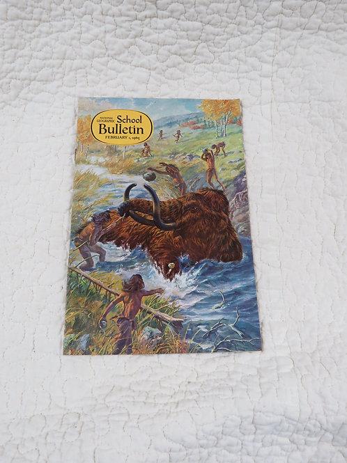 National Geographic School Bulletin 1965