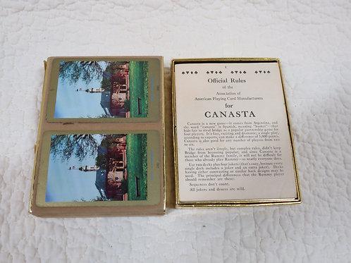 Williamsburg Playing Cards NOS Vintage