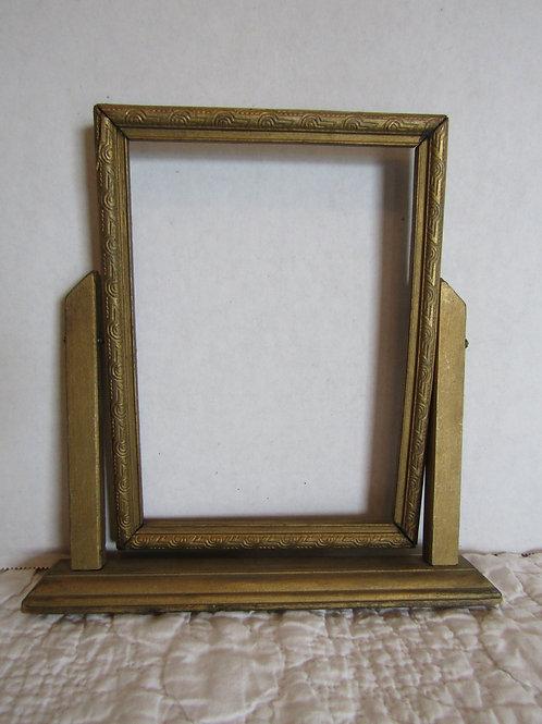 Bureau Free Standing Frame Vintage