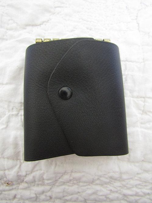 Swank Key Case Leather Vintage Item