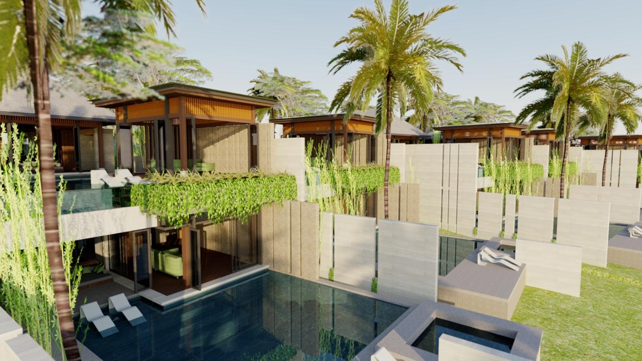 FS Hotel Villa scheme 10204