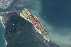 Linshui Monkey Island