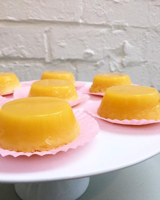 Mini Coconut Quindim #bakeandshare #gulosa #saraspetitecuisine #quindim #brasiliancuisine #brasilian