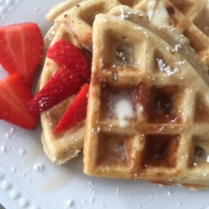 Recipe of the Week - Protein Pancake/Waffle