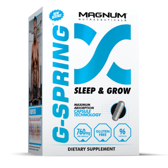 Product Highlight - Magnum G-Spring