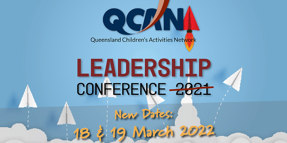 QCAN Leadership Conference 2021