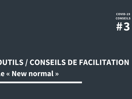 Covid-19 : Notre situation est le «New Normal»