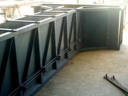Molde para fabricación in-situ