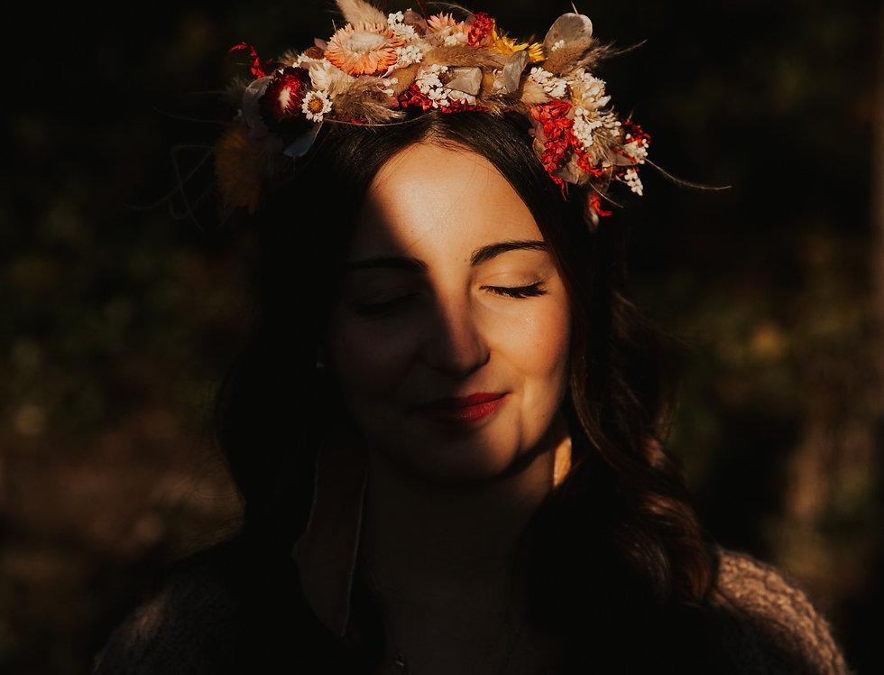 Woodstock Flower Crown