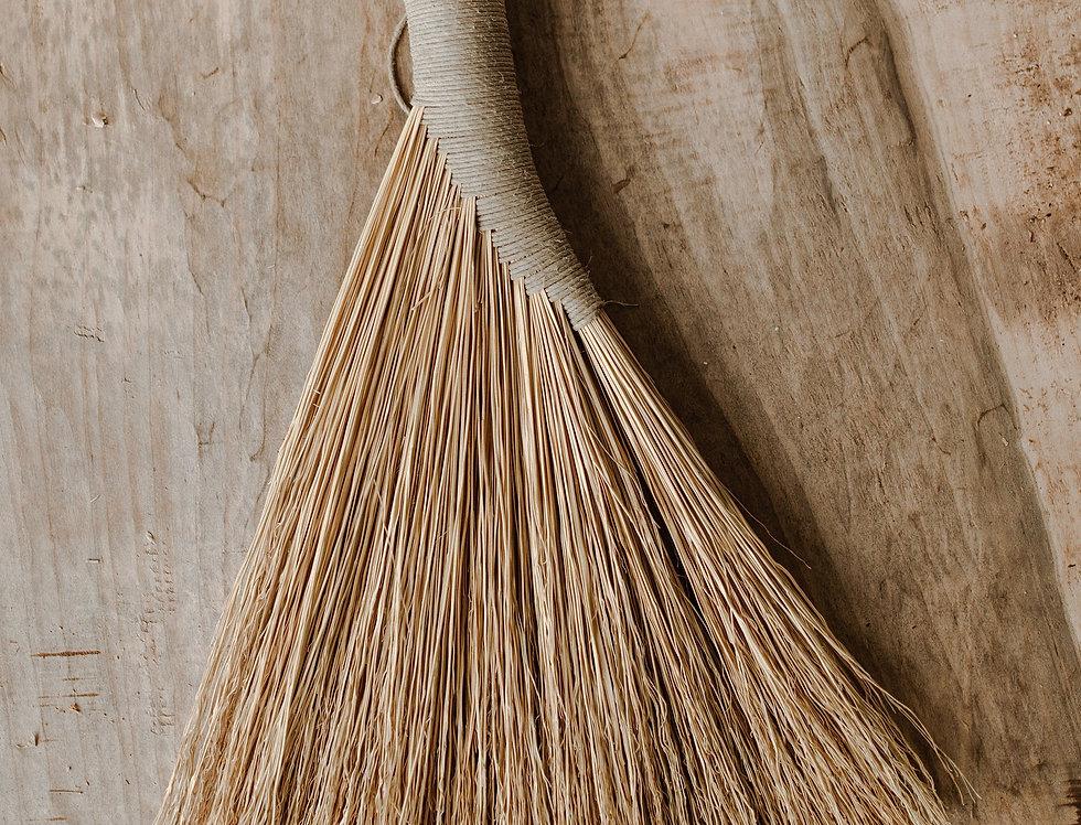Shaker Turkey Wing Hand Broom
