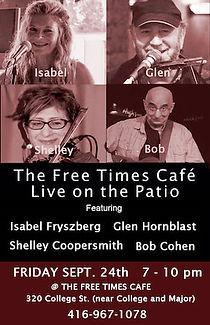 2021-09-24 Isabel Frysberg Glen Hornblast Shelley Coopersmith Bob Cohen.jpeg