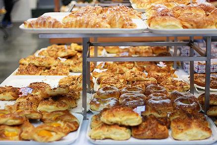 Mesa de pan danés