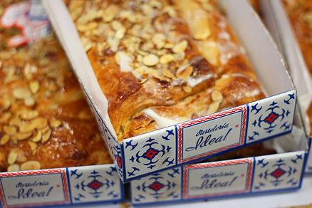 Barra de pan danés