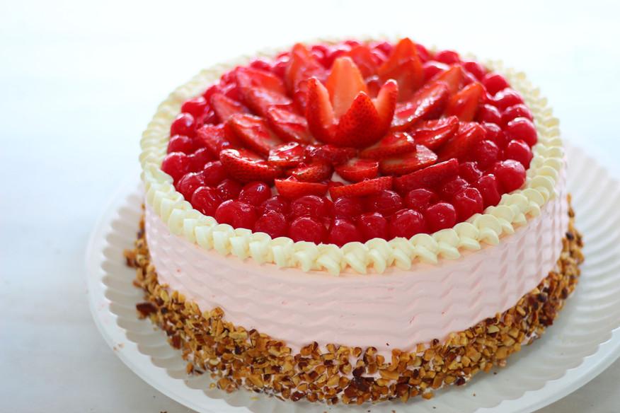 """Cherry cream"""