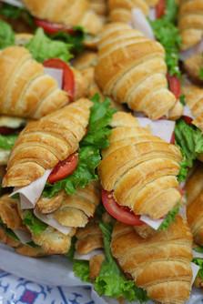 Turkey croissant