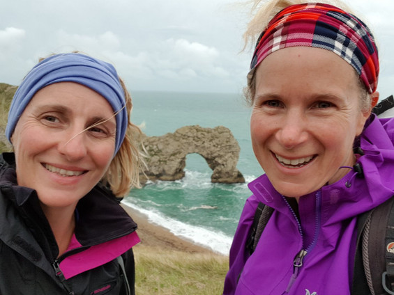 My final challenge before my 50 Challenges begin: 93 miles of the South West Coastal Path