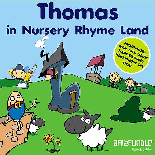 Thomas In Nursery Rhyme Land - Download
