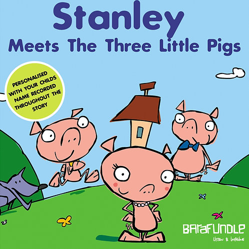 Stanley Meets The Three Little Pigs - Download