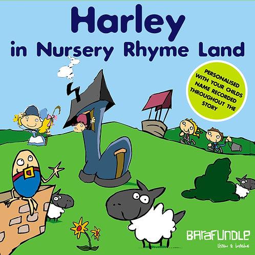 Harley In Nursery Rhyme Land - Download
