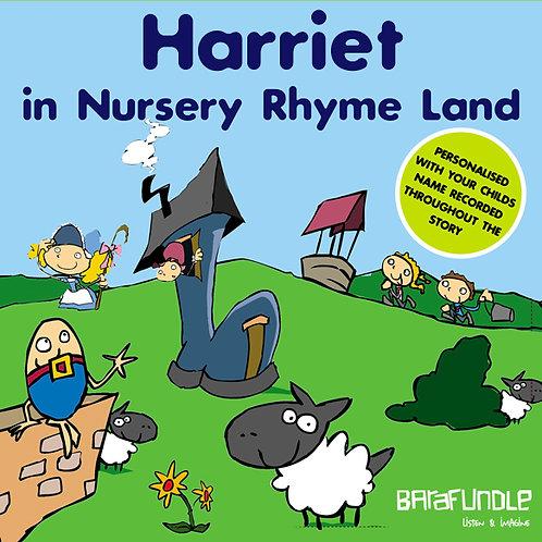 Harriet In Nursery Rhyme Land - Download
