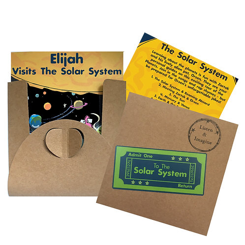 Elijah Visits The Solar System - Voucher