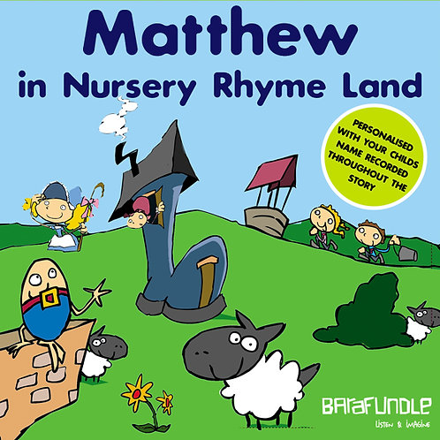 Matthew In Nursery Rhyme Land - Download