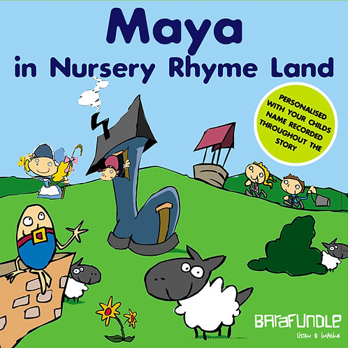 Maya In Nursery Rhyme Land - Download