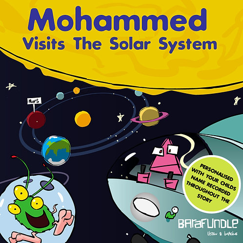 Mohammed Visits The Solar System - Download