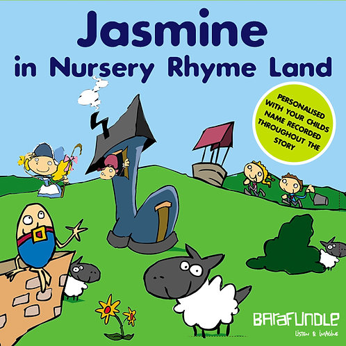 Jasmine in Nursery Rhyme Land - Download
