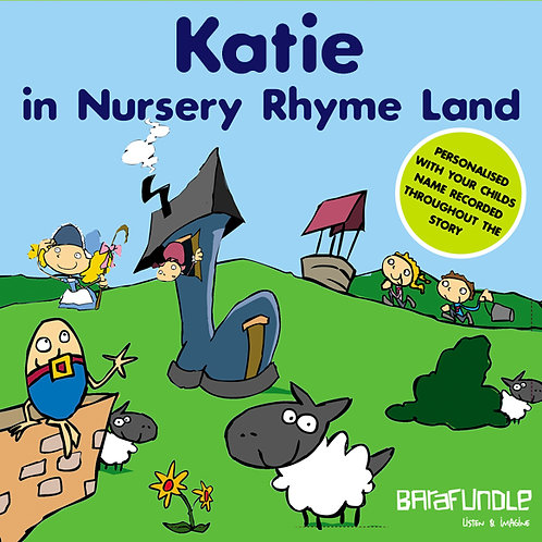 Katie in Nursery Rhyme Land - Download