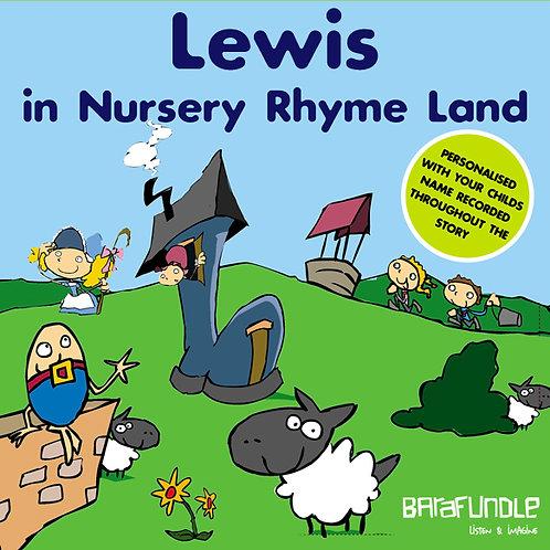Lewis in Nursery Rhyme Land - Download