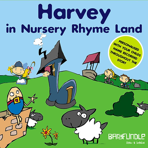 Harvey in Nursery Rhyme Land - Download