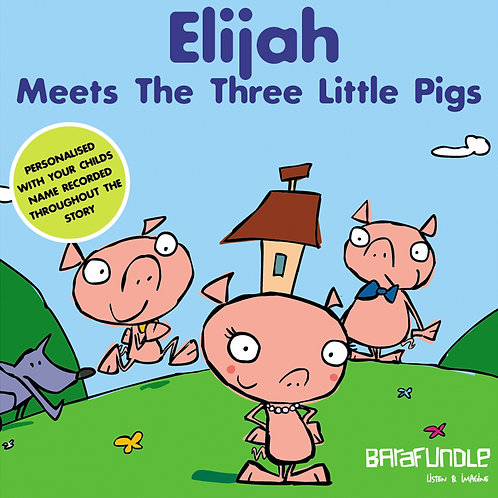 Elijah Meets The Three Little Pigs - Download