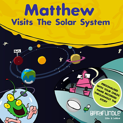 Matthew Visits The Solar System - Download