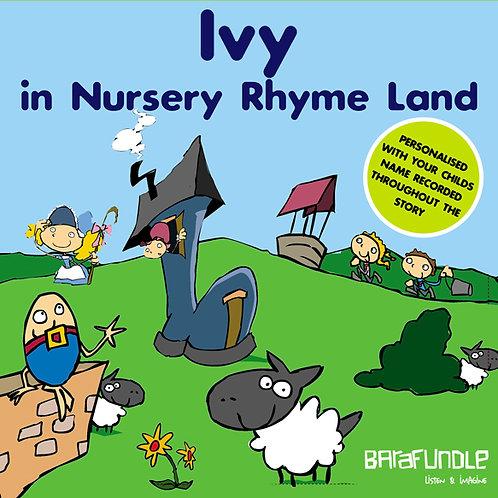 Ivy in Nursery Rhyme Land - Download