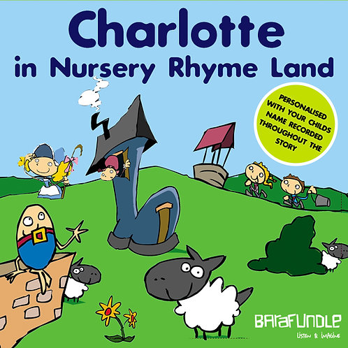 Charlotte In Nursery Rhyme Land - Download
