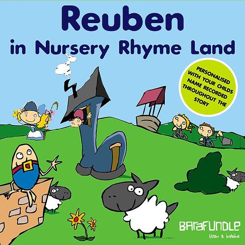 Reuben In Nursery Rhyme Land - Download