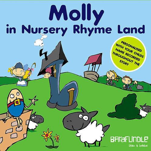 Molly in Nursery Rhyme Land - Download