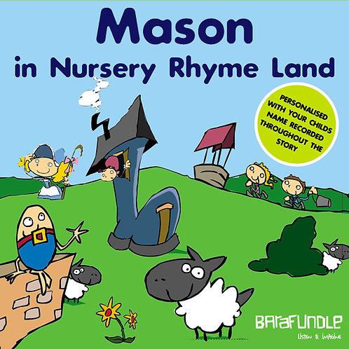 Mason In Nursery Rhyme Land - Download