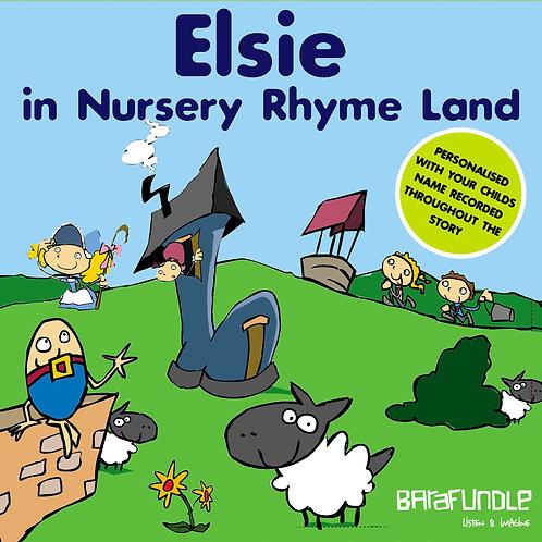 Elsie In Nursery Rhyme Land - Download
