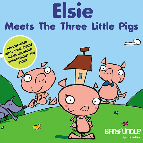 Elsie Meets The Three Little Pigs - Download