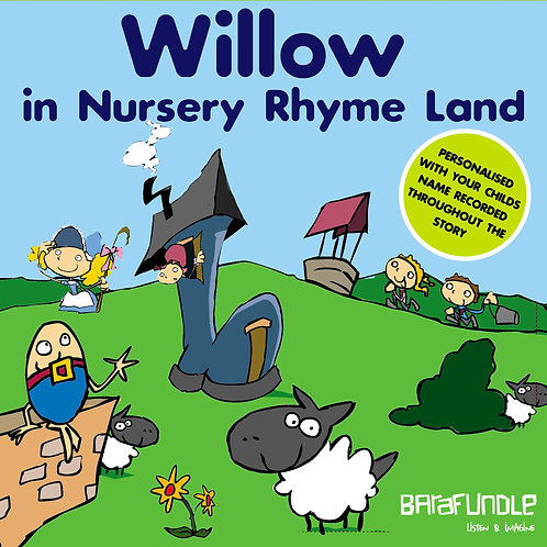 Willow In Nursery Rhyme Land - Download