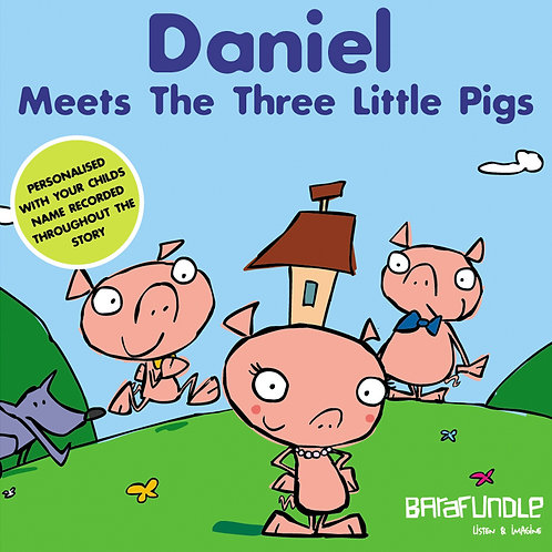 Daniel Meets The Three Little Pigs - Download