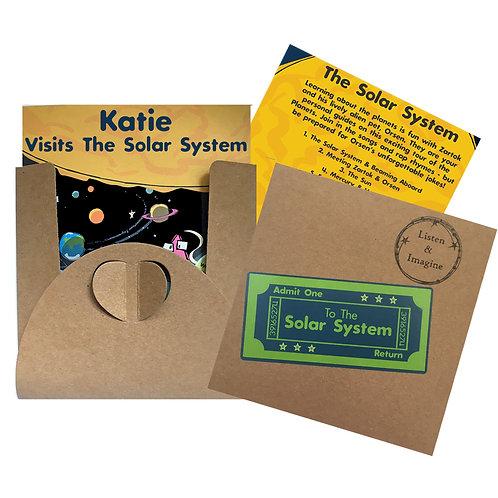 Katie Visits The Solar System - Voucher