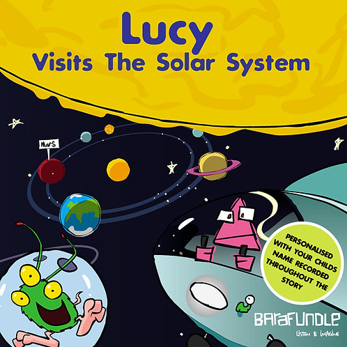Lucy Visits The Solar System